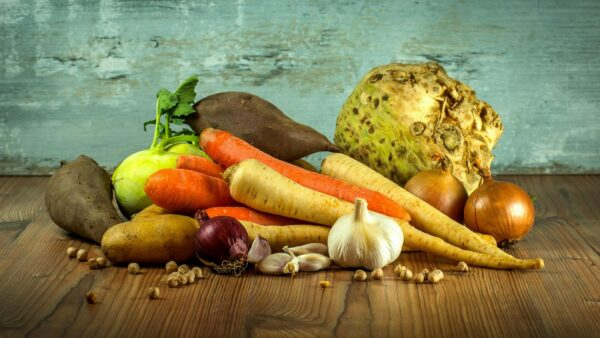 Postanowienia noworoczne to dobry czas i miejsce, aby zadbać o dietę.